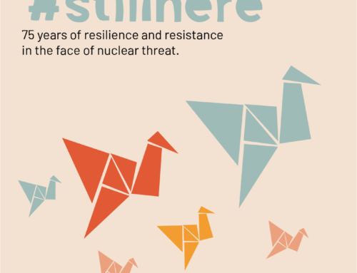 Toward a Nuclear-Free World: Commemorating the 75th Anniversary of the Bombings of Japan